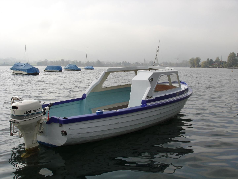 Seafisher Halbkabin 1